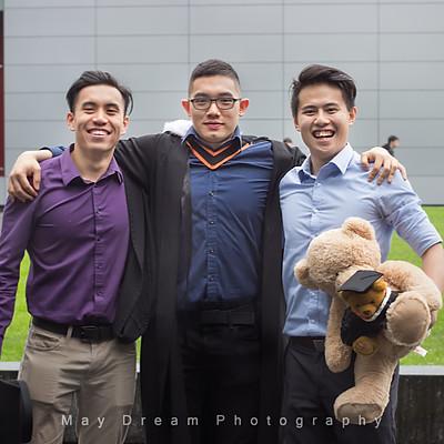 Evan's Graduation