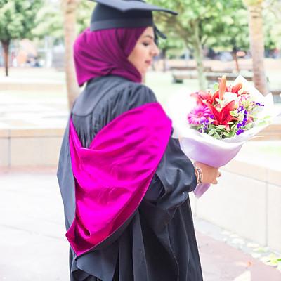 Norah's Unitec Graduation