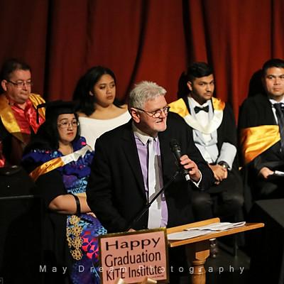 KITE Graduation Ceremo
