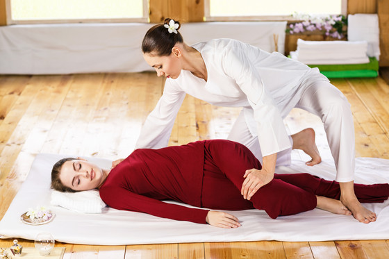 Traditional Thai Massage - Clothing