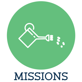Missions Save the Dates