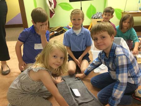 Kids in Worship!