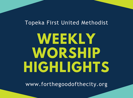 Weekly Worship Highlights - 02/25/2019