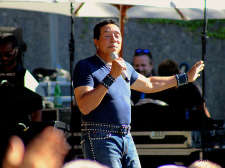 Smokey Robinson @ Rodney Strong Summer Concert Series