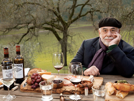 Francis Ford Coppola Winery Expands to Pine Mountain Cloverdale Peak Appellation
