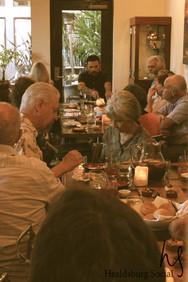 Fado Night at Cafe Lucia