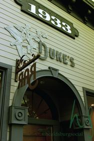 Duke's : the Hot New Spot on the Block