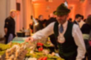 Event Catering Dekoration Buffet Eventmanagement
