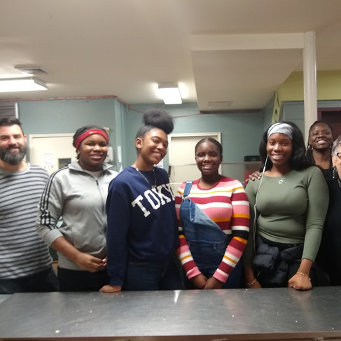 DHM YOUTH OUTREACH PROJECT