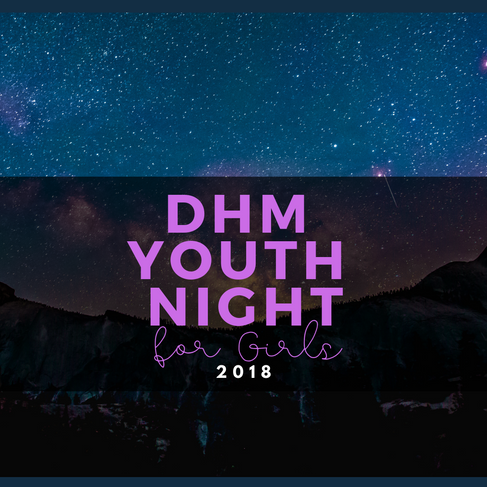 DHM Youth Night 2018