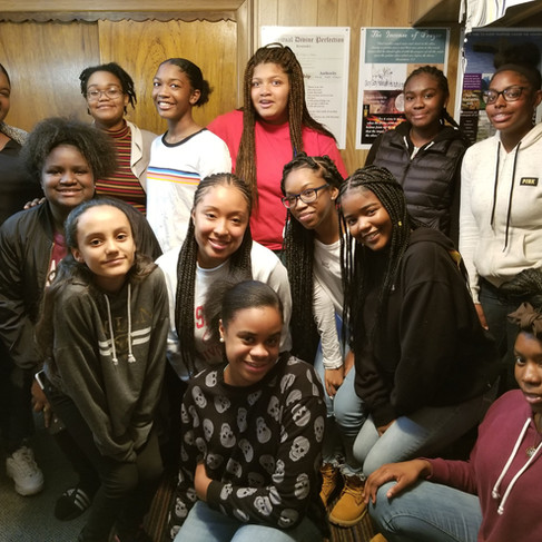 2018 Youth Night Attendees