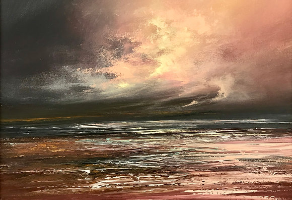 'Benbecula Blush' by Philip Raskin