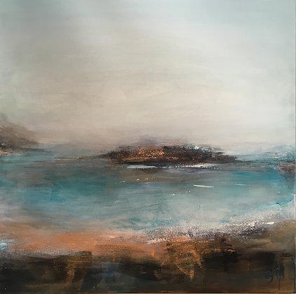 'Inlet' by Clodagh Meiklejohn