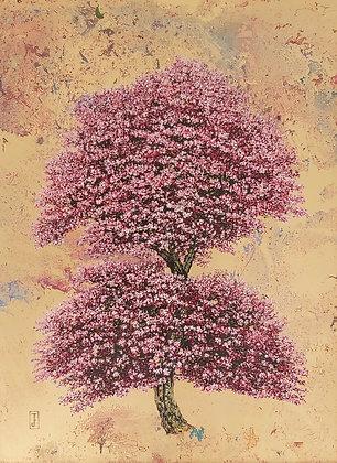 'Ornamental Garden Blossom' by Jack Frame
