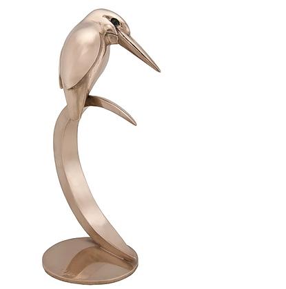 'Patience - Polished Bronze' by Matt Duke
