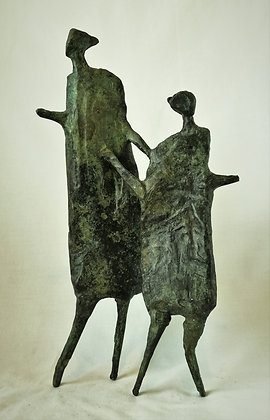 'Mother and Child' by Neil Wood
