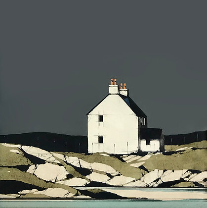 'Mannal, Tiree' by Ron Lawson