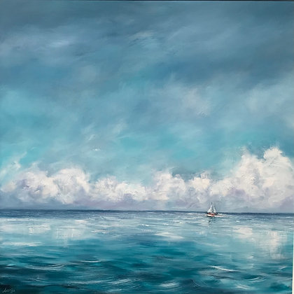 'Sail On By' by Senja Brendon