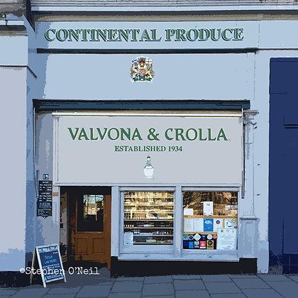 'Valvona & Crolla' by Stephen O'Neil