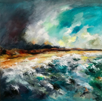 'Lunan Beach Fife' by Mark McCallum