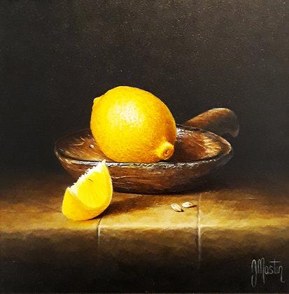 'Mellow Yellow' by Ian Mastin