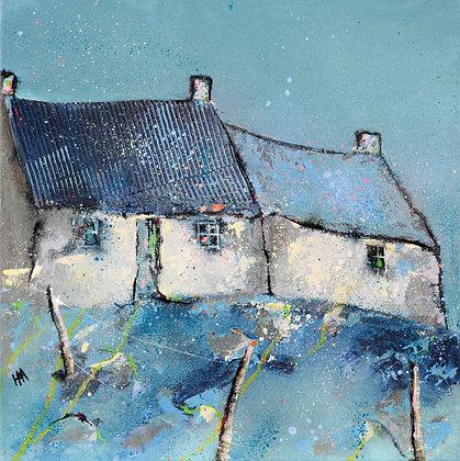 'Bothain Ghorm' by Helen Acklam