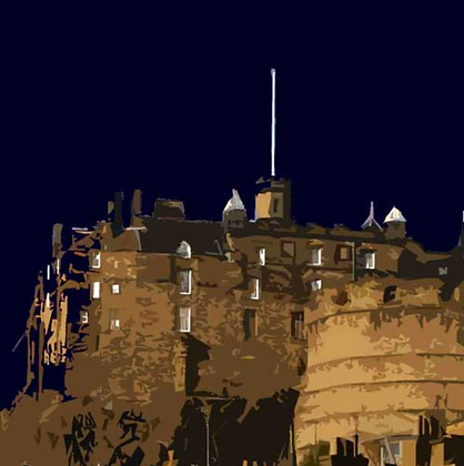 'The Castle' by Stephen O'Neil
