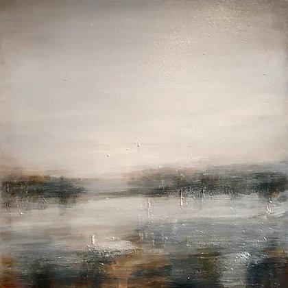 'Hazy Waters' by Clodagh Meiklejohn