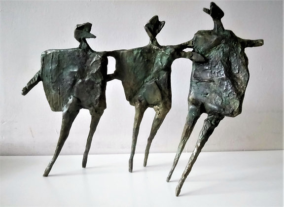 'Running Children' by Neil Wood