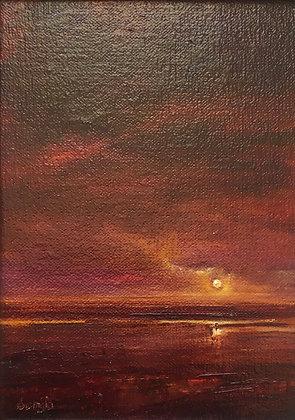 'Nightfall' by Senja Brendon