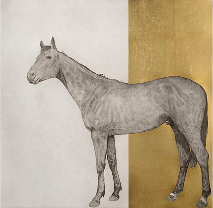 'Equine Gold' by Guy Allen