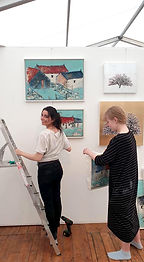 Alpha ARt Gallery - Glasgow Contemporary