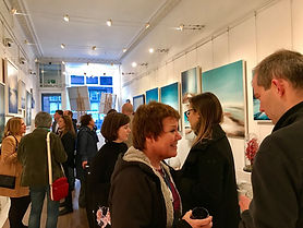 Seascape Exhibition - Alpha Art Gallery