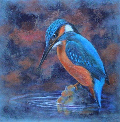 'Kingfisher' by Helen Welsh