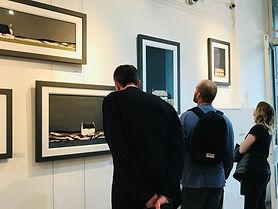 Ron Lawson Original Paintings Exhibition