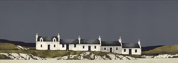 'Port Ellen, Islay' by Ron Lawson