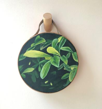 'Duet, Vintage Tamburello' by Katie Litton