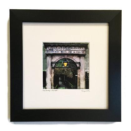 'Stockbridge Market' by Stephen O'Neil