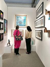 Hampstead Affordable Art Fair - Alpha Ar