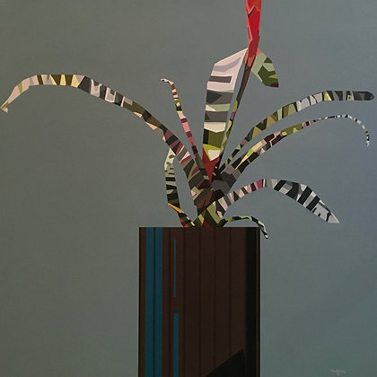 'Flaming Sword' by Donald MacLean