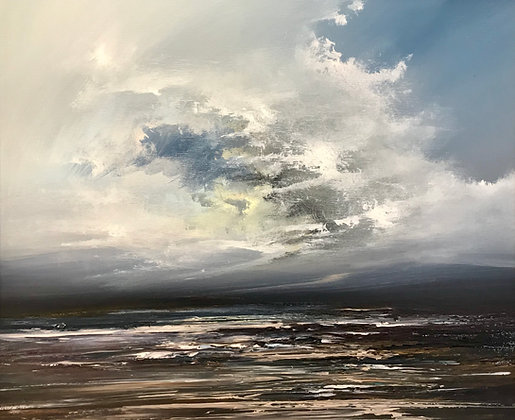 'Heaven Over Harris' by Philip Raskin