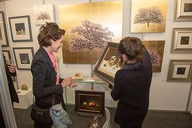 Alpha Art Gallery - Borders Art Fair - I