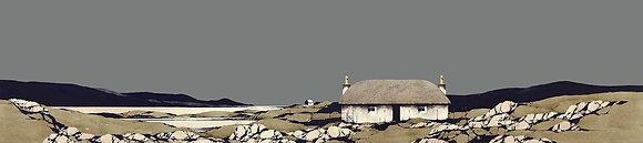'Lochboisdale, South Uist' by Ron Lawson