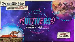 Outback Steakhouse marca presença na CCXP Worlds com uma HQ inédita,digital, ao vivo e interativa