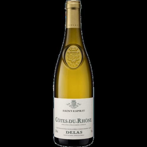 Vin blanc AOC - 75 CL