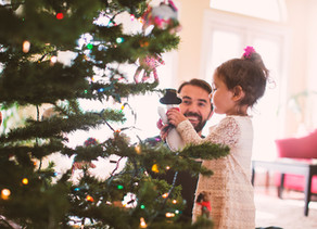 Practicing Mindfulness with Your Family During the Holidays