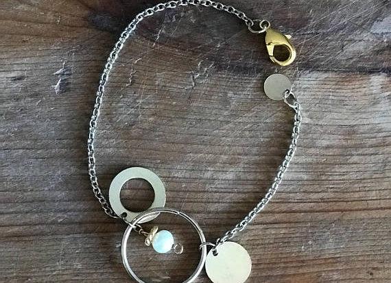 Pearl Bubble Bracelet