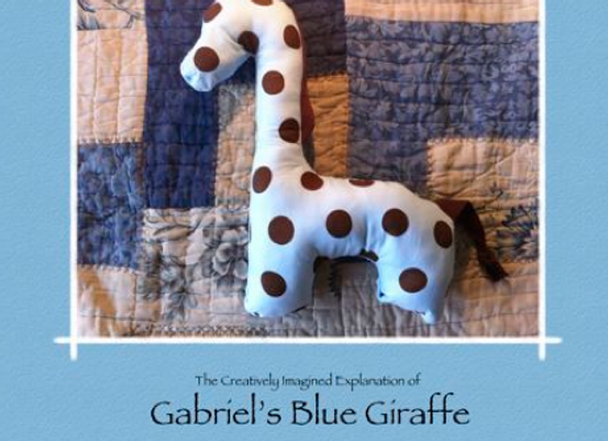 The Creatively Imagined Explanation of Gabriel's Blue Giraffe by Kimiya