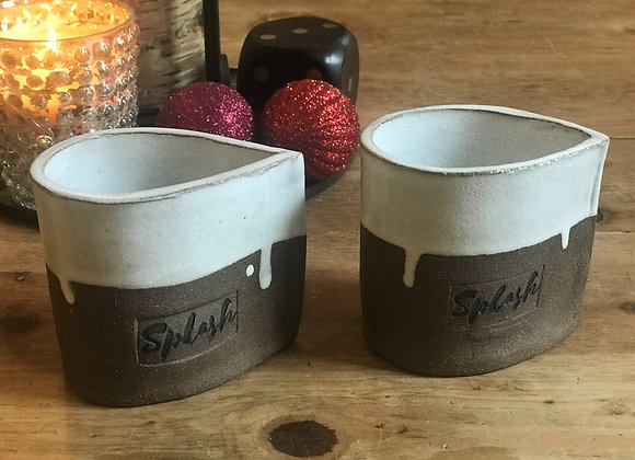 Splash Teardrop Mugs - $38 each