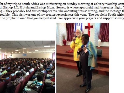 Our very own Apostolic Coalition Constituent, Apostle John Mutula, was featured in a recent post fro